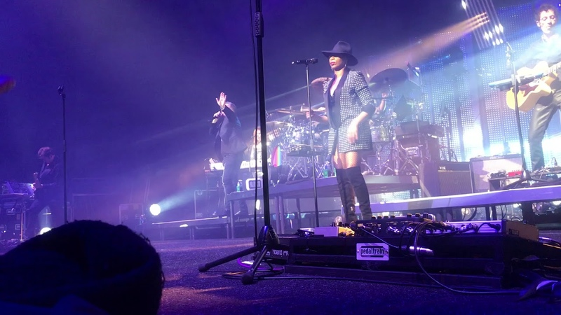 Simple Minds - This earth that you walk upon - Live'18 Walk Between Words @ Paris 17-02-2018