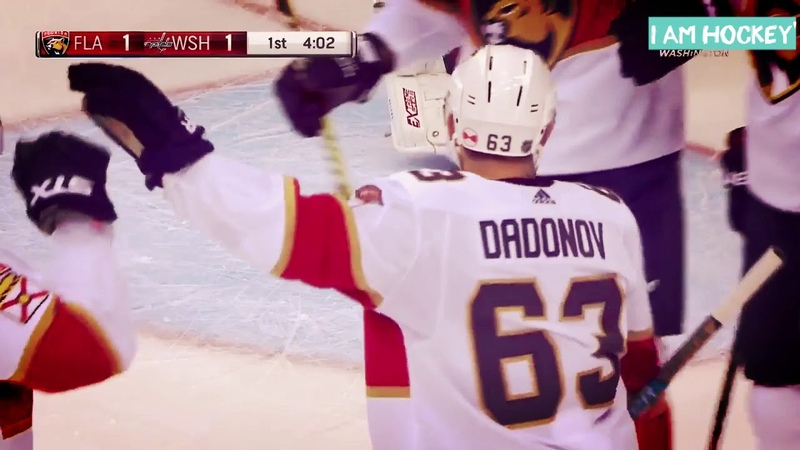 20.10.18 | Florida Panthers vs Washington Capitals | Yevgeni Dadonov | 3