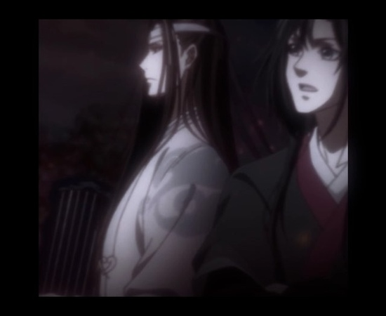 Why did you have to  save Lan Wangji?