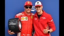 Commentator Reactions to Kimi Raikkonen's Pole at Monza F1 2018 - Multi language (HD)