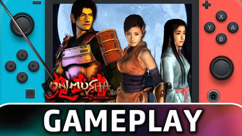 Onimusha: Warlords   First 20 Minutes on Switch
