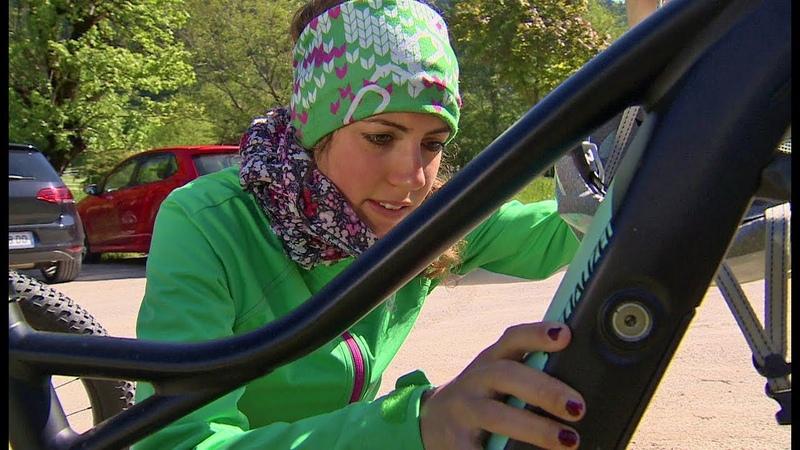 E-Mountainbike Tour Das erste Mal mit E-Bikes | Bergauf-Bergab 05.06.2016 | BR Fernsehen