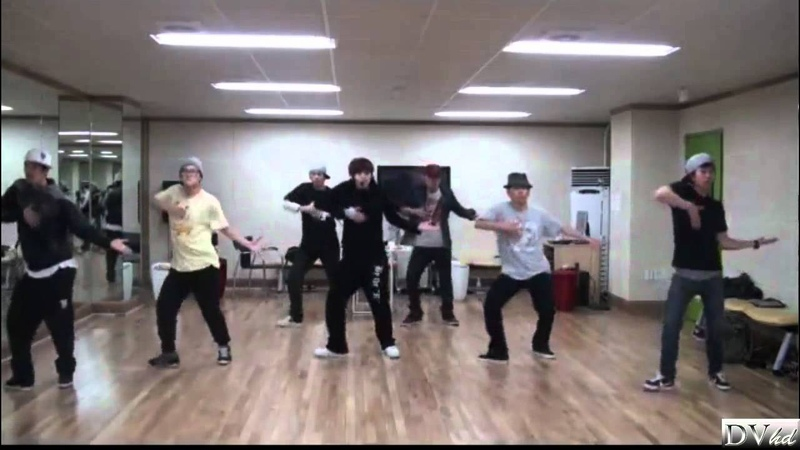 Heo Young Saeng (SS501) - Out The Club (dance practice) DVhd