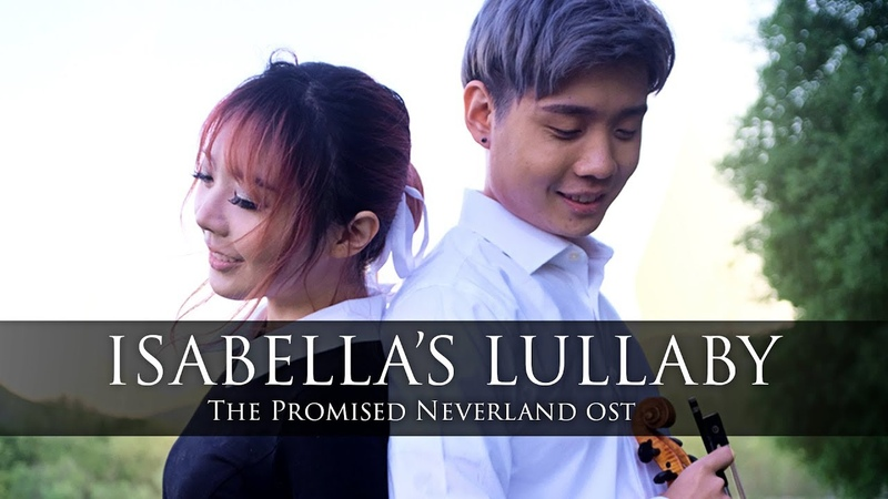 【violinpiano】Promised Neverland - Isabellas Lullaby 🎵