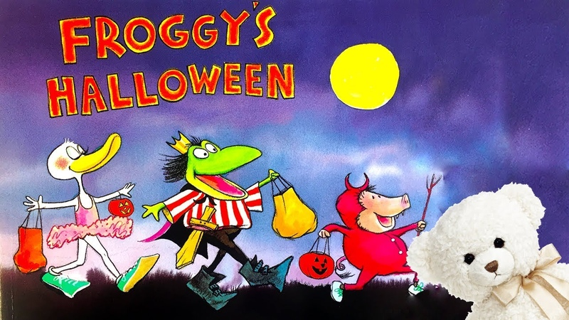 Froggy's Halloween by Jonathan London   Childrens Book Read Aloud   Storytime With Ms. Becky