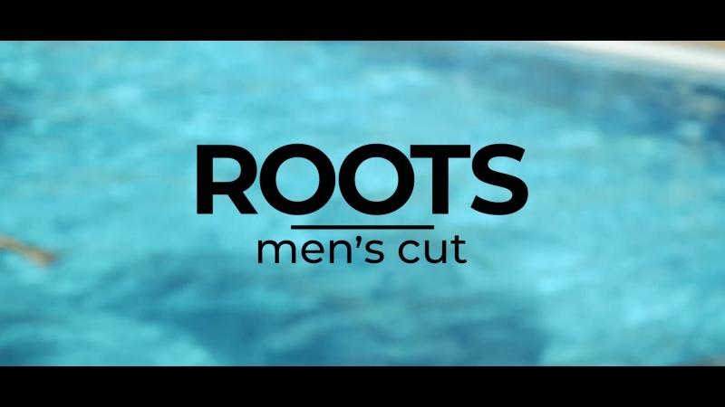 ROOTS men's cut x Platinum Gym   weekend