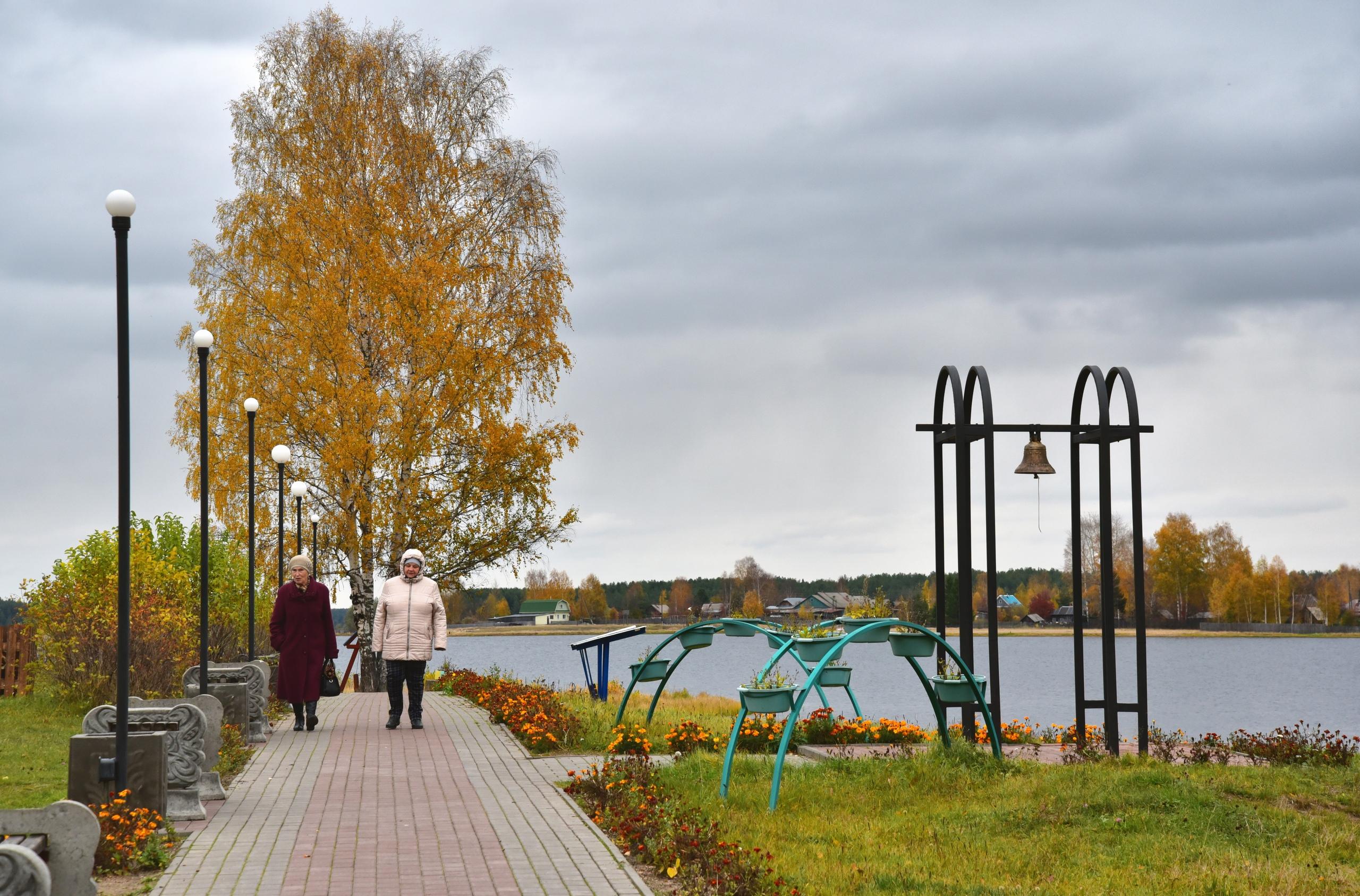 Поздняя осень в Кирсе