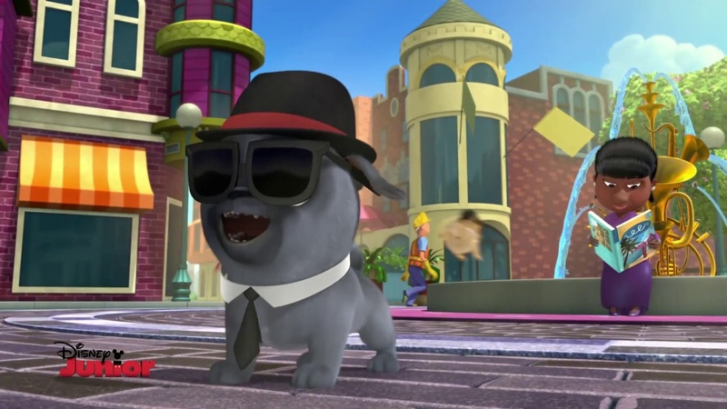 Puppy Dog Pals - Windy City EXCLUSIVE CLIP