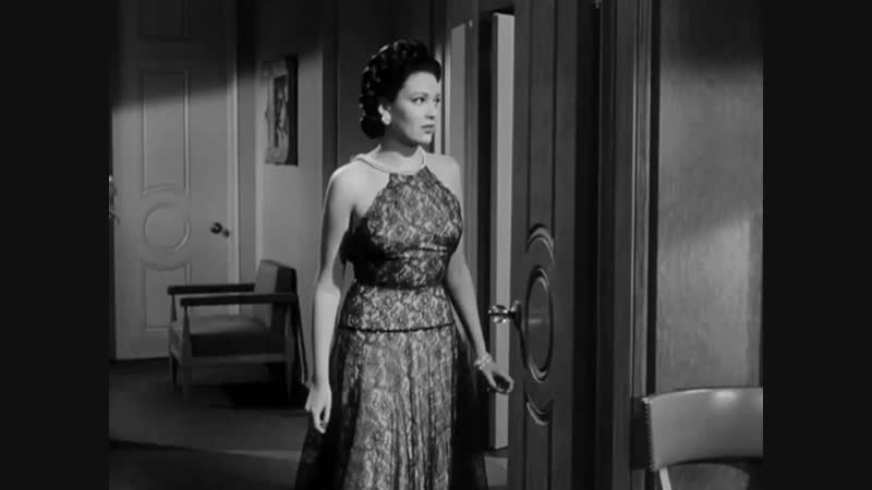 Scene Unfaithfully Yours - Linda Darnell (1948)