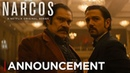 Narcos Mexico Announcement The Story Continues HD Netflix