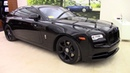 Rolls Royce Wraith - Murdered Out Black - Quick Walk Around