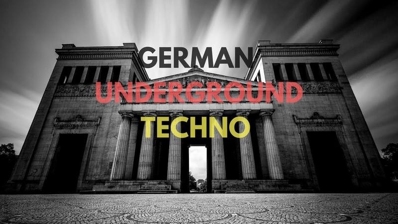 German Underground Techno 2018 | Dark Hard | München Ostbahnhof