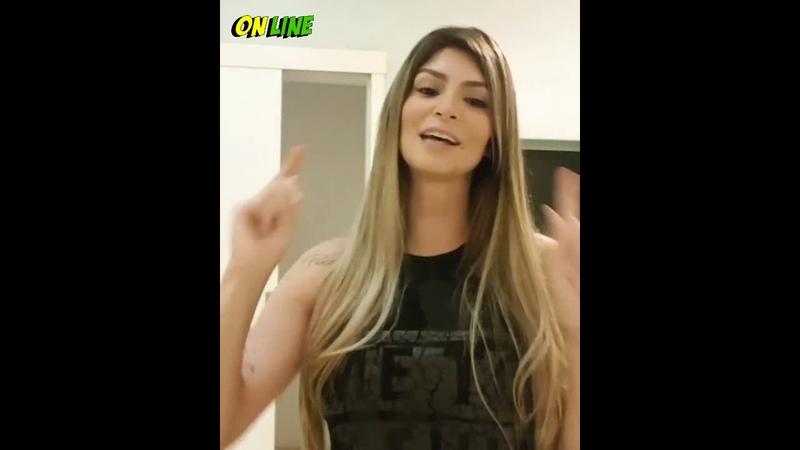 😂 Policial civil Flávia Perez convoca ato a favor de Bolsonaro e esculacha (Não vai ter suvaco cabeludo) 😂😂😂