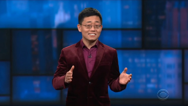My Asian son thinks he's White Asian Comedian Makes Judges LAUGH