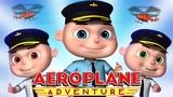 Zool Babies Series - Aeroplane Adventure Episode Cartoon Animation For Children KIds Shows
