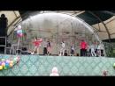 Благотворительное шоу Танцевака 2018 Шоу балет на роликах Арт Скейт