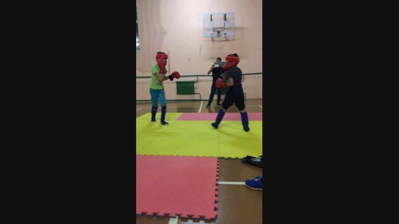 Live Любытино Fight