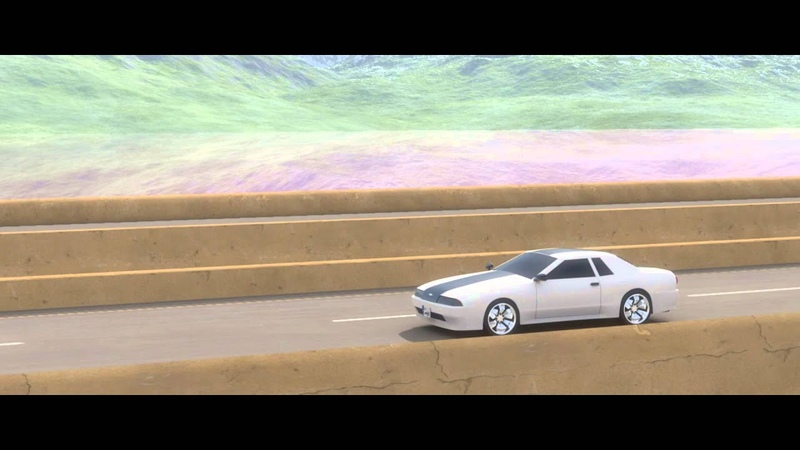 GTA SA Elegy 3D Visualization (Cinema 4D)