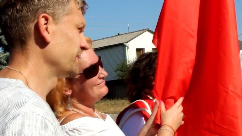 Митинг 22 сентября против пенсионной реформы. Белгород. Открытый микрофон НатальяФатеева
