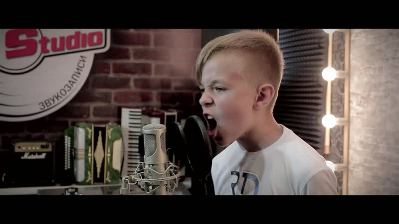 Таразанов Данил - The Show Must Go On | cover | Rec Studio | beckstage video