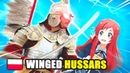 THEN THE WINGED HUSSARS ARRIVED Poland vs Anime Meme