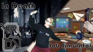 Нарезка Job Simulator | In Death | HTC Vive Pro