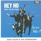 The Guess Who альбом Hey Ho (What You Do To Me!)