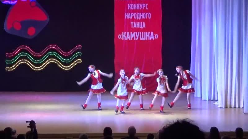 Детство в Сарапуле на сцене ДК ЗИО