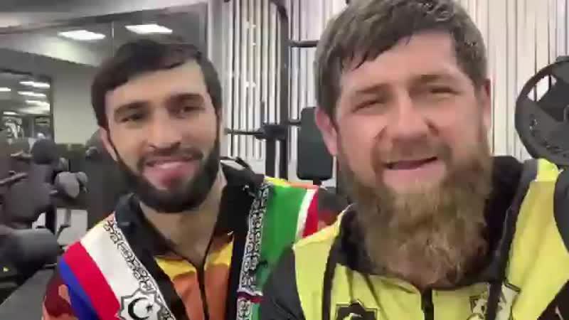 Kadyrov Zubaira