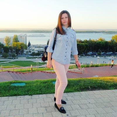 Яна Постникова
