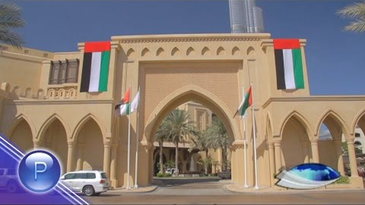 HABIBI DUBAI Дубай Галена ft Faydee Habibi 2015