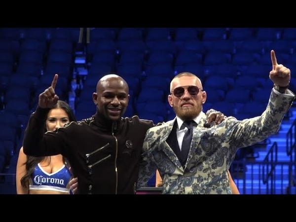 Boxe:Mayweather remporte le combat de l'argent face à McGregor
