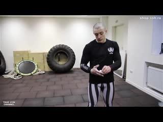 Виктор Блуд - Как накачаться с помощью Гири. Тренировка всего тела dbrnjh ,kel - rfr yfrfxfnmcz c gjvjom. ubhb. nhtybhjdrf dctuj