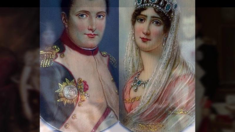 Наряды и драгоценности Жозефины Бонапарт