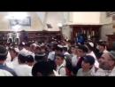 Израильские оккупанты солдаты, поселенцы, раввины вторглись в мечеть аль-Ибрагима в Хевроне, провели ритуалы и делали селфи.