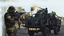 Ghana Armed Forces 64 Infantry Regiment Counter Terrorism Attack Training