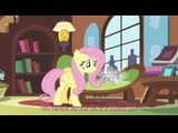 My Little Pony FiM Сезон 4, серия 16 It Ain't Easy Being Breezies (русские субтитры)