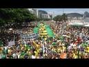 AO VIVO Mega Manifestação em Copacabana Pró Bolsonaro 21 10 2018