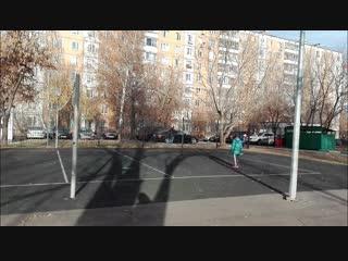 Тренировка 2018-11-17 волейбол