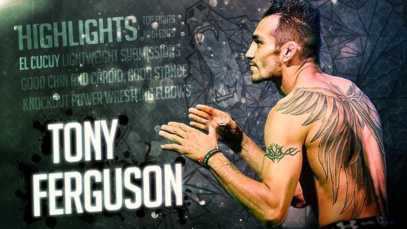Tony El Cucuy Ferguson Highlights