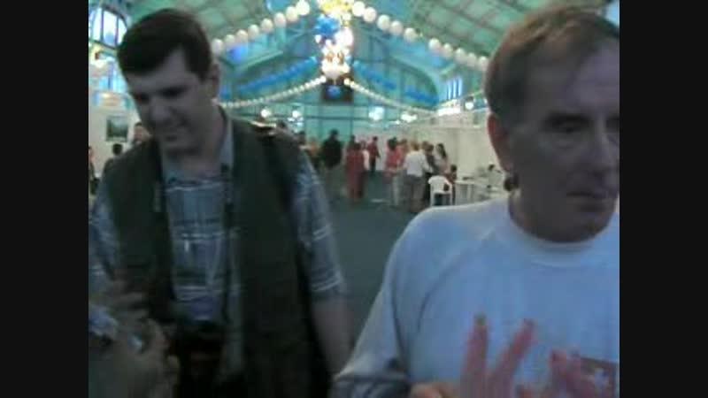 Пятигорск - фестиваль туристических экстремальных фильмов в июне 2005 года.
