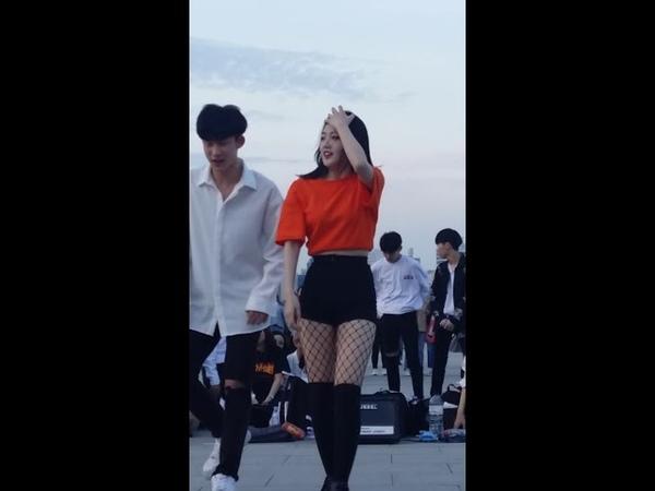 2018 5 5 의나루 강공원 스킹 스팀 일린X펜타곤 by큰별