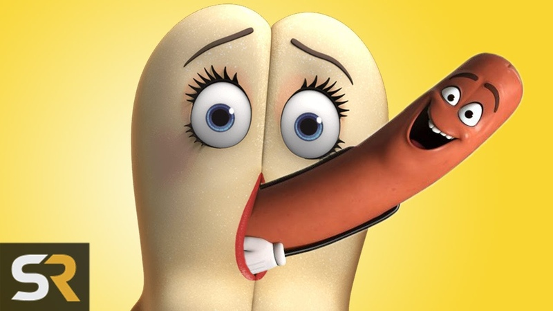 Sausage Party Pitch Meeting