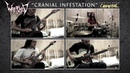 Wretched Cranial Infestation Full Band Demonstration