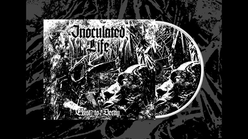 Inoculated Life Exist to Decay Trailer Death Metal Dbeat Grind Brutal Death Metal HM2