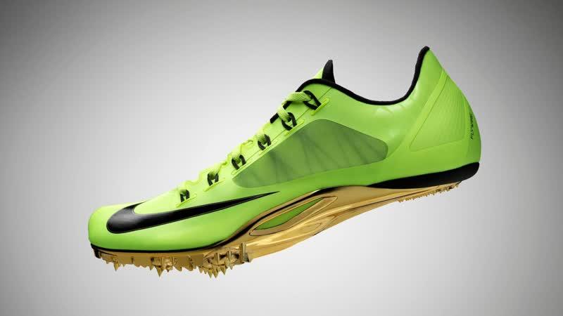 Женские кроссовки для гольфа Nike Air Zoom Accurate Пороховые дымы