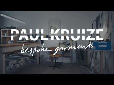 1 by 1 Paul Kruize Tailoring Jeans, Shirts and other Garments PART 2 Making a Pair of Jeans