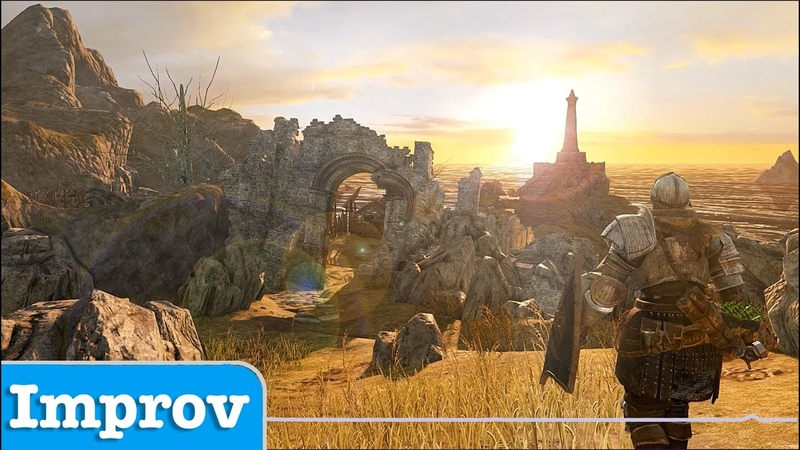 Majula - Dark Souls II Piano Improv 5