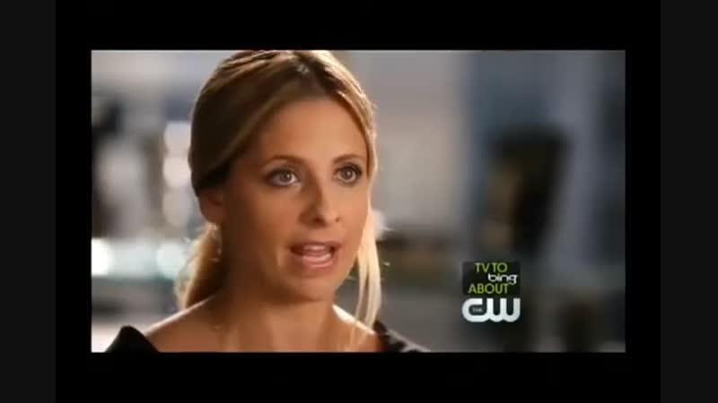 2011.09.17 - Рекламный ролик о сериале Двойник на телеканале CW