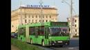 Автобус Минска МАЗ-105,гос.№ КА 7344, марш.9д (09.01.2019)